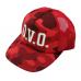BAPE x OVO Color Camo Mesh Cap Red