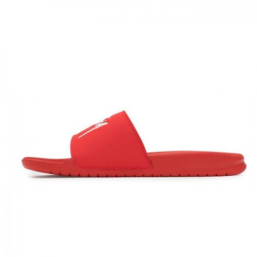 Nike Benassi X Stussy Habanero Red