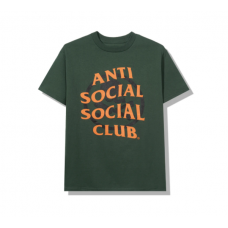 Neighborhood X Assc Cambered Green Tee
