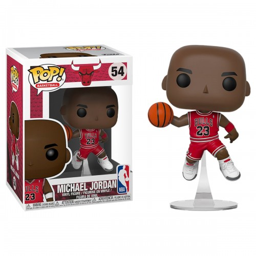 Michael Jordan Chicago Bulls Slam Dunk Funko POP