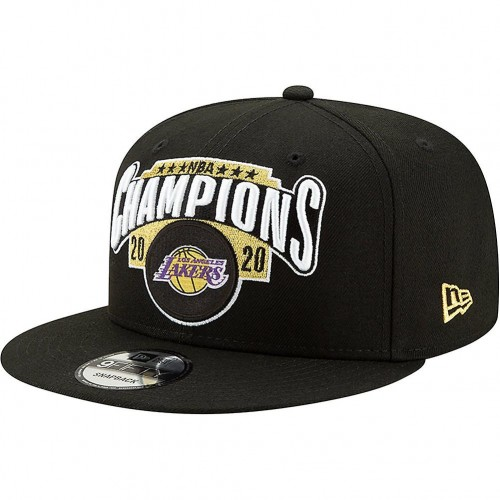 New Era Snapback Cap - Los Angeles Lakers 2020 NBA Champions