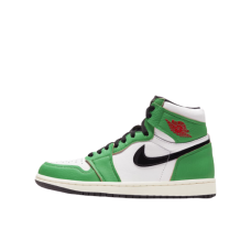 Air Jordan 1 Lucky Green High