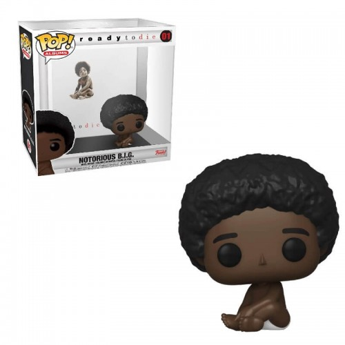Funko Pop Notorious Big Ready to Die