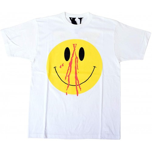 Jual Vlone Smiley Face Tee