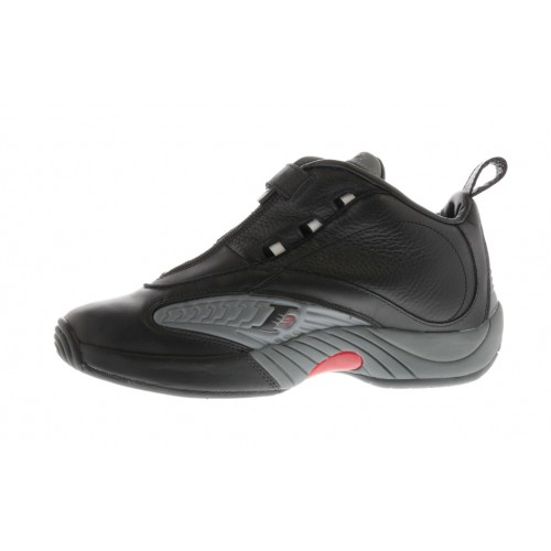 Reebok Answer IV Black Grey (2017) - Playoffs Allen Iverson