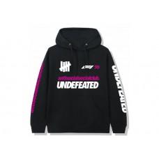 ASSC X UNDFTD X F1- Black Hoodie