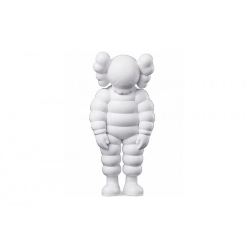 KAWS WHAT PARTY - Open Edition White
