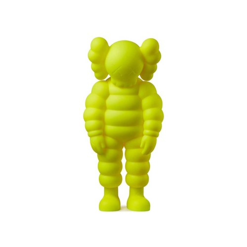 KAWS WHAT PARTY - Open Edition