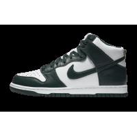 Nike SB Dunk Spartan Green High