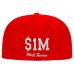Supreme $1M Metallic Box Logo New Era Red