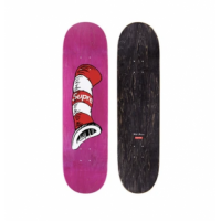 Supreme Cat In The Hat Deck Pink