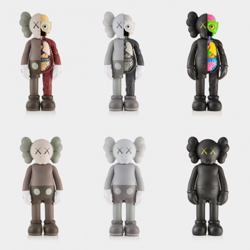 KAWS Companion Set