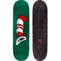 Supreme Cat In The Hat Deck Green