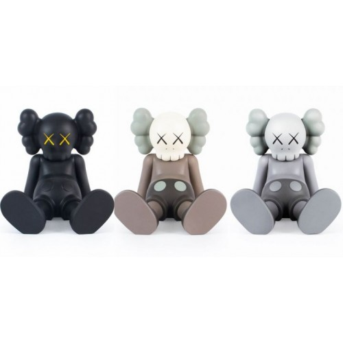 KAWS Holiday Taipei set of 3