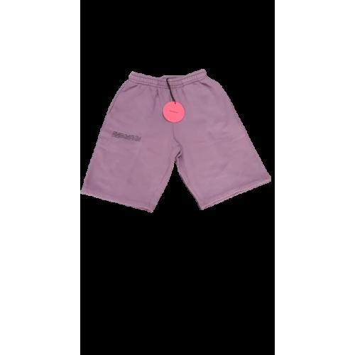 Pangaia Purple Shorts