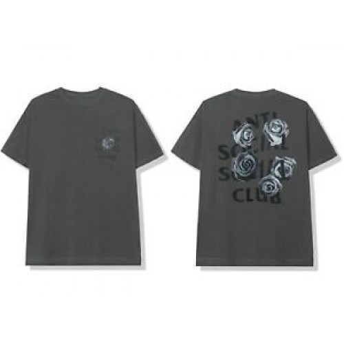 ASSC Bat Emoji Black Tee