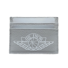 Air Jordan x Dior Card Holder Grey