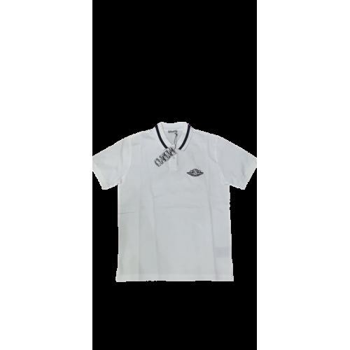 Air Jordan X Dior Polo White Tee