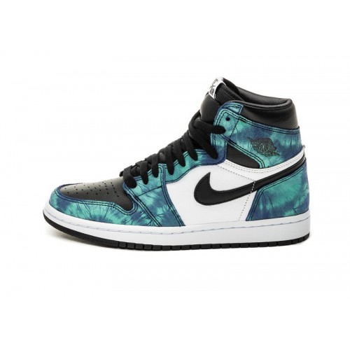 Wmns Air Jordan 1 High Tie Dye