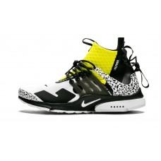 Nike Air Presto Mid X Acronym Yellow