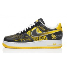 Air Force 1 x LiveStrong Mister Cartoon