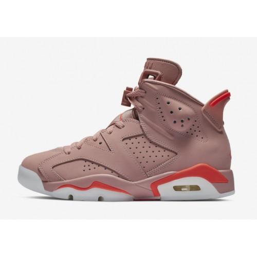Air Jordan 6 Retro Rust Pink