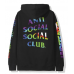 ASSC X Undefeated Hoodie Black