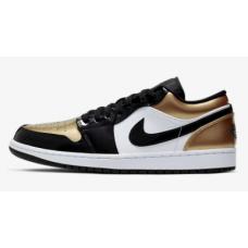 Air Jordan 1 Gold Toe Low