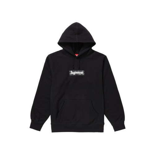 Supreme Bandana Box Logo Black