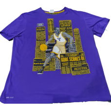 Kobe Bryant La Lakers Dri Fit Tee