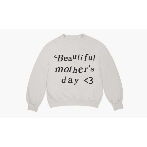 Kanye West Beautiful Mothers Day Crewneck