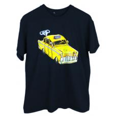 TS Astroworld MSG Taxi Tee Black