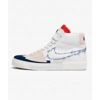 Nike SB Zoom Blazer Mid Edge White
