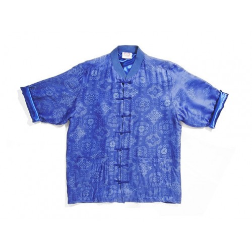 Clot Apparel Silk Blue