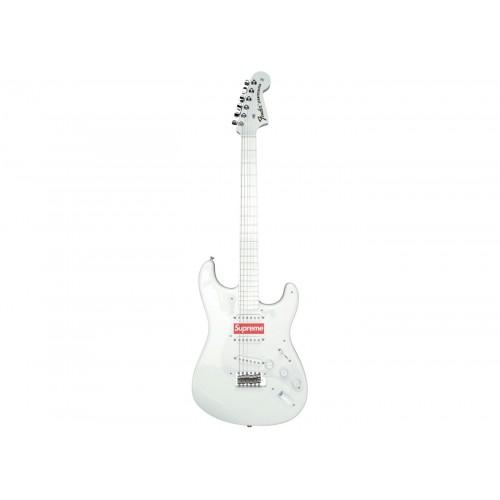 Supreme Fender Stratocaster White FW17