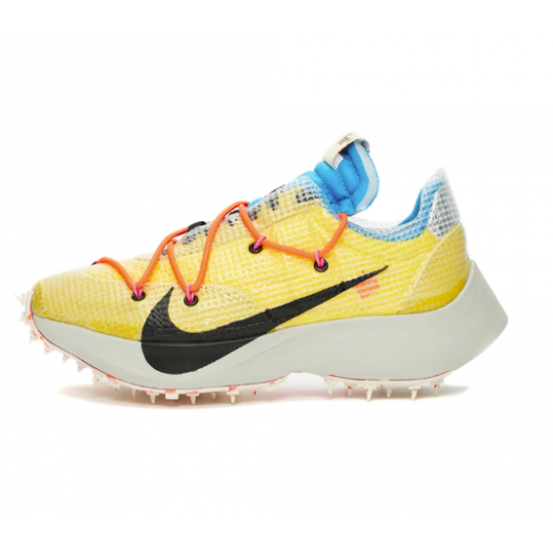 Nike Off-White Vapor Street Yellow