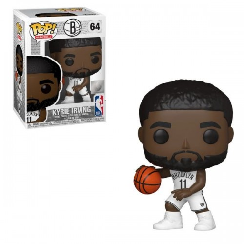 Kyrie Irving Brooklyn Funko Pop 64