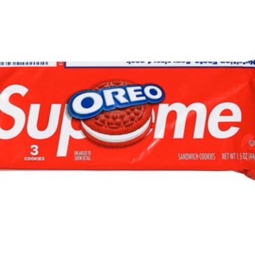 Supreme Oreos ss20