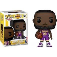 Lebron James La Lakers Funko Pop