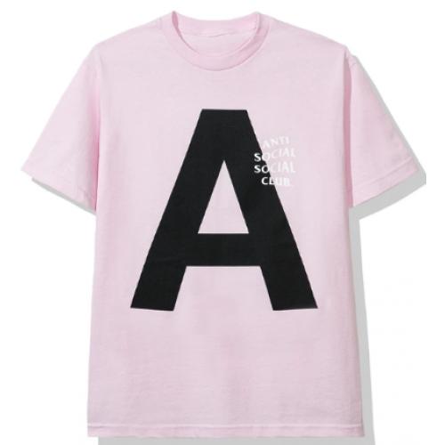 """ASSC Pink """"A"""" Tee"""
