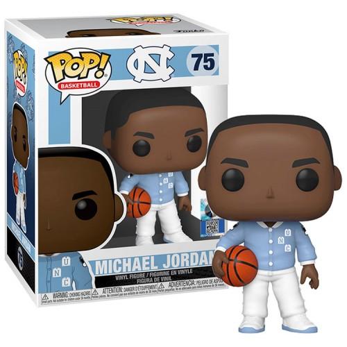 Michael Jordan North Carolina Funko Pop 75