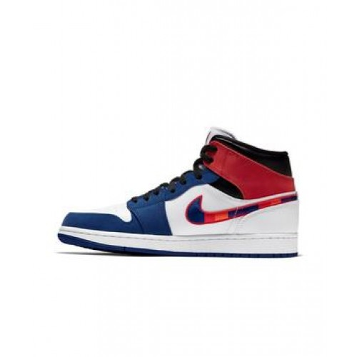 "Air Jordan 1 Mid SE ""L-Train"""