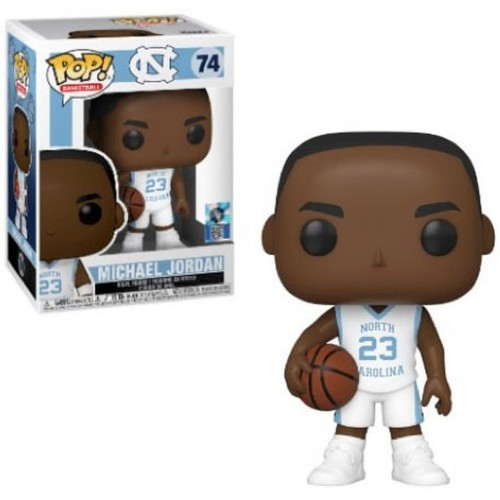 Funko Pop University Of California Michael Jordan 74