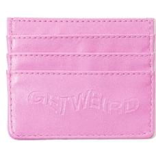 Anti Social Social Club Card Holder Pink