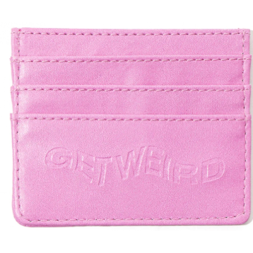 Anti Social Social Club Card Holder Pink
