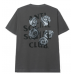 Anti Social Social Club Grey Rose Tee