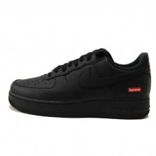 Air Force 1 Low Supreme Black