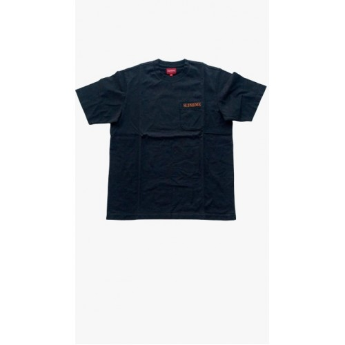 Supreme Short Sleeve Pocket Tee