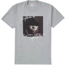 Supreme Mary J Blige Grey Tee