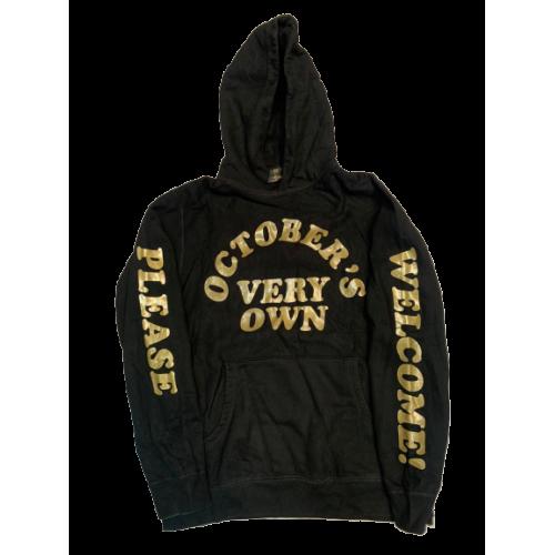 OVO Octobers Very Own Black Hoodie
